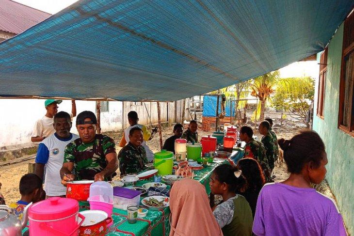 TNI ajak warga jaga keamanan wilayah Raja Ampat