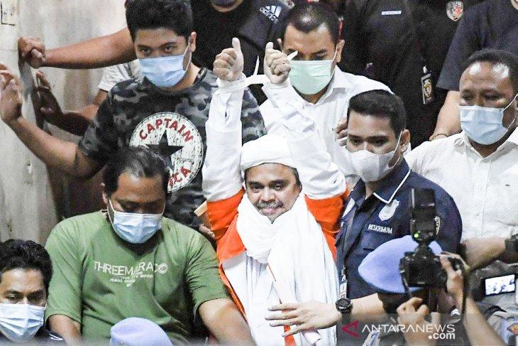 PN Jakarta Timur adakan sidang perdana virtual untuk Rizieq