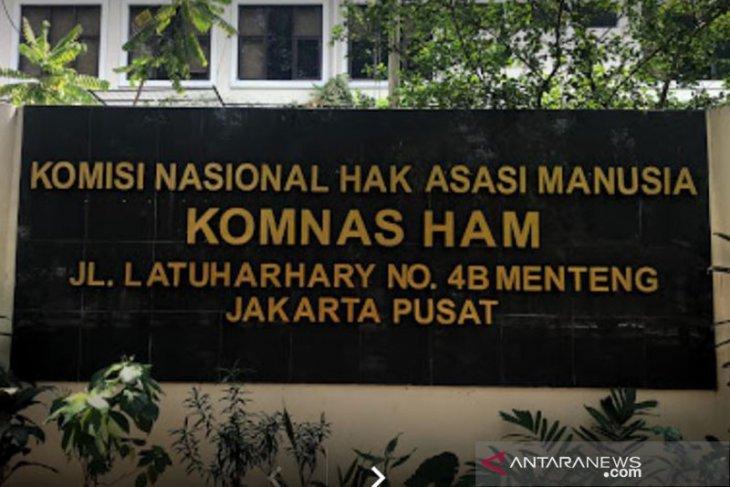 Komnas HAM sebut kematian laskar FPI harus diproses di pengadilan pidana