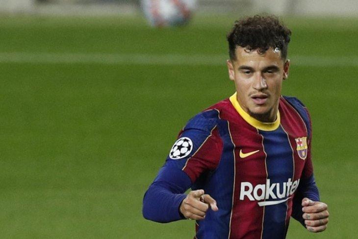 Philippe Coutinho absen tiga bulan setelah jalani operasi