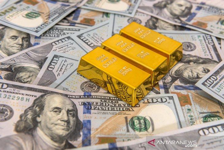 Dolar menguat setelah tiga hari jatuh