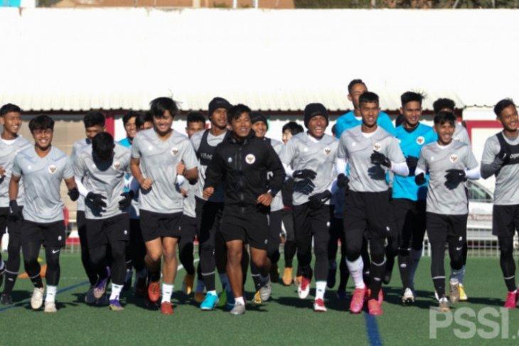 Jadwal uji coba Timnas U-19 Indonesia di Spanyol