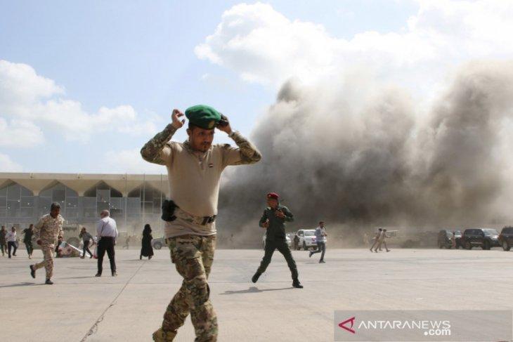 AS, Inggris desak perdamaian di Yaman setelah ledakan tewaskan 17 orang