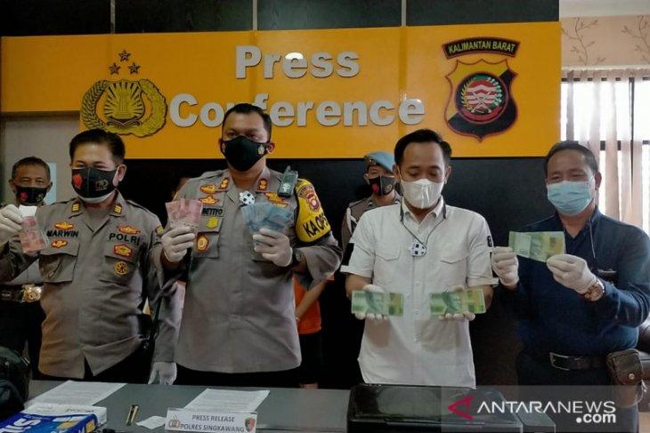 Polres Singkawang miliki PR sejumlah kasus yang belum selesai
