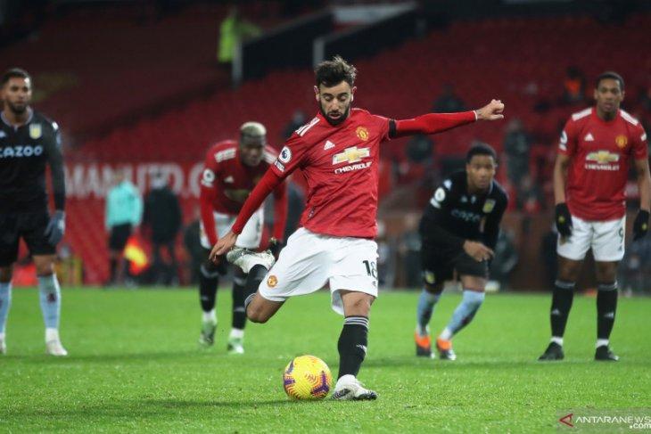 Liga Inggris: Bruno Fernandes ingin Manchester United lebih kejam di depan gawang lawan