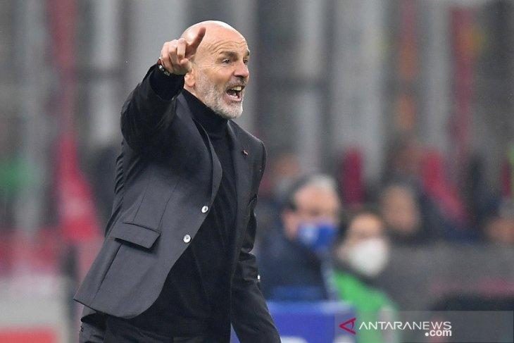 Pioli sebut kartu merah Ibrahimovic biang keladi kekalahan Milan