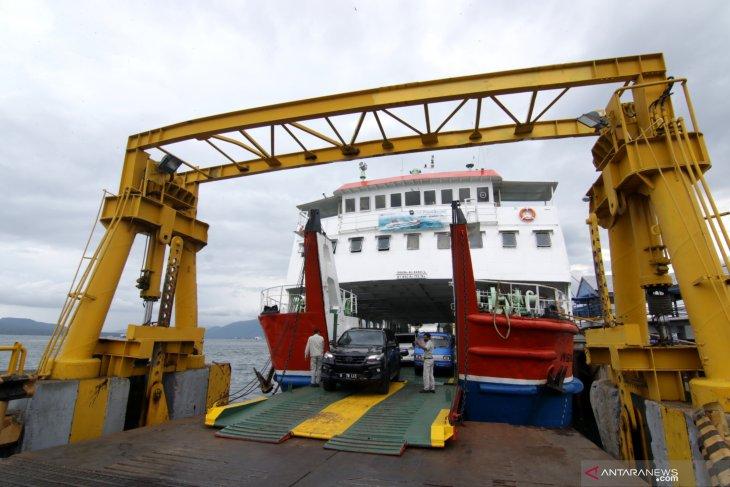 Arus balik di Pelabuhan Ketapang