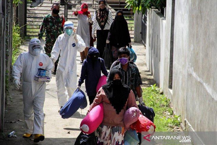 Ikhtiar Aceh cegah penyebaran COVID-19
