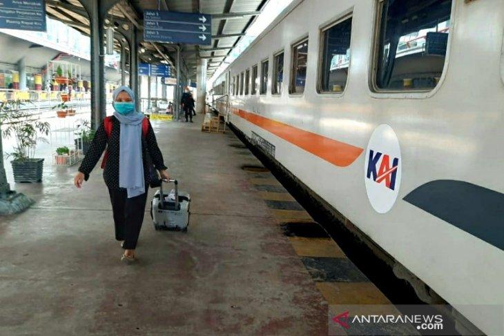 163.817 tiket kereta api di Sumut sudah terjual