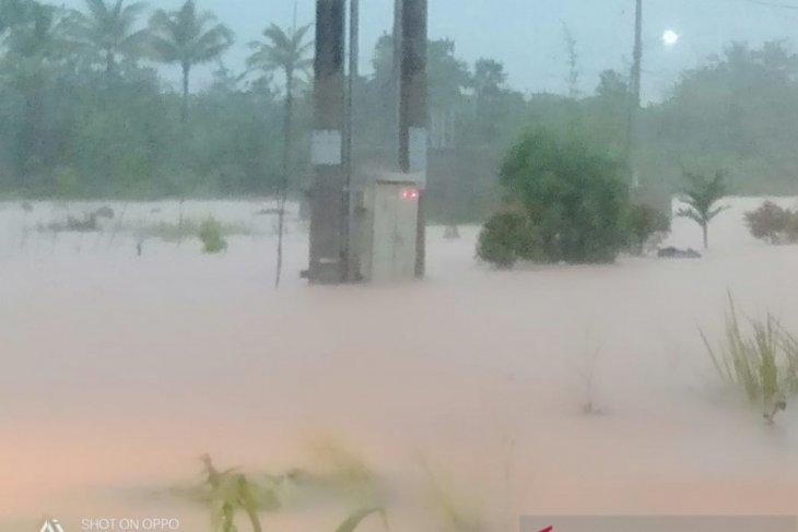 PLN Tanjungpinang lakukan pemadaman darurat akibat cuaca ekstrem