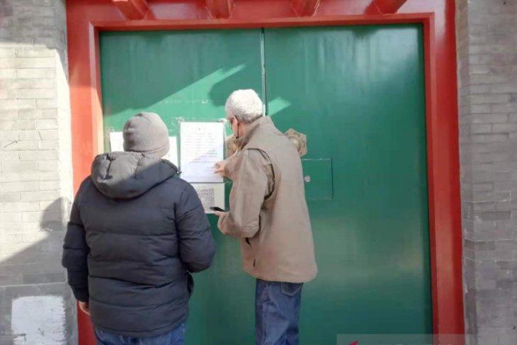 1 Januari 2021, Masjid di Beijing ditutup lagi