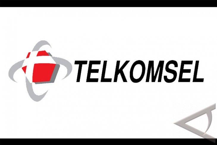 Trafik layanan data Telkomsel meningkat selama libur Natal dan Tahun Baru