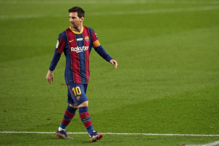 Lionel Messi sudah kembali fit dan