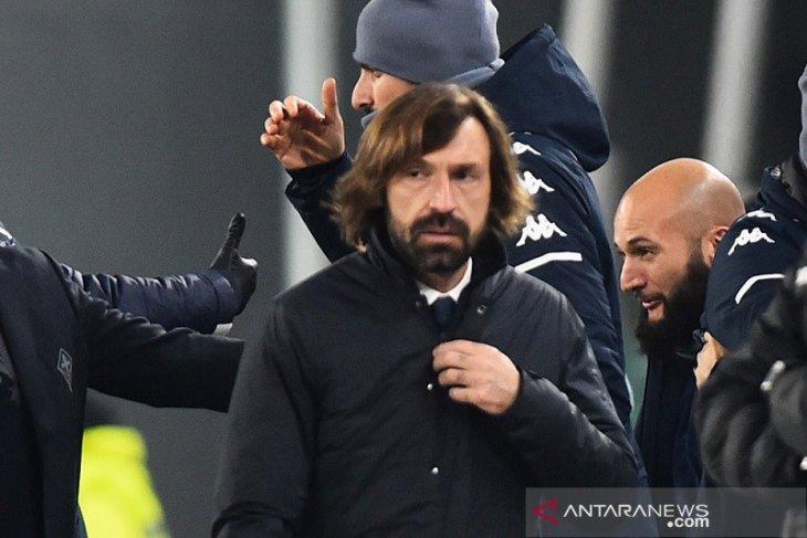 Pirlo tak mau saksikan Juve tampil seburuk lawan Fiorentina lagi