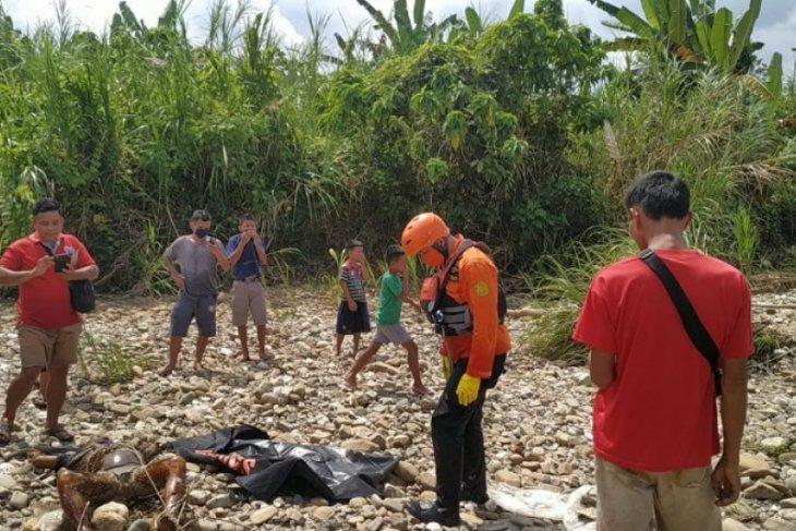 Basarnas temukan warga Nias Selatan  hilang di Sungai Susua