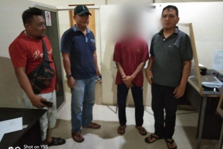 Polsek Binjai Selatan tangkap pemakai sabu
