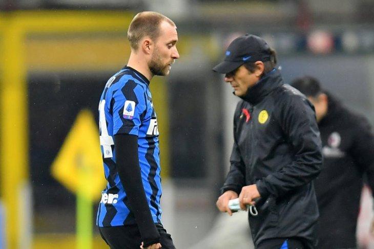 Inter Milan tawarkan Christian Eriksen ke Real dan Atletico Madrid