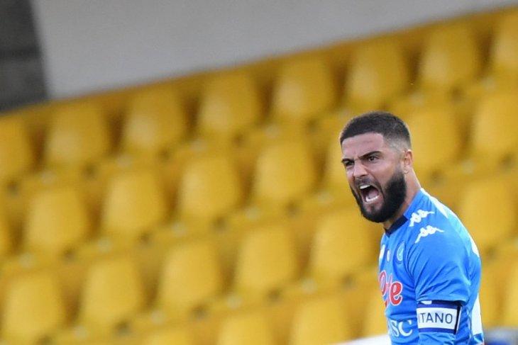 Liga Italia: Insigne minta Napoli tidak jemawa meski pimpin puncak klasemen
