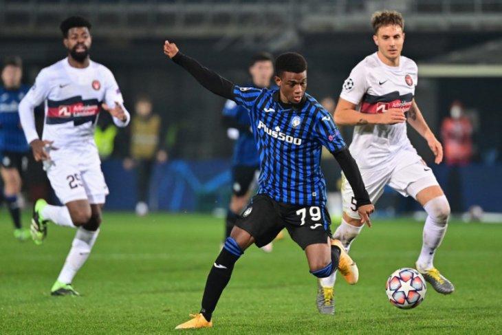 Manchester United merampungkan transfer  Diallo dari Atalanta