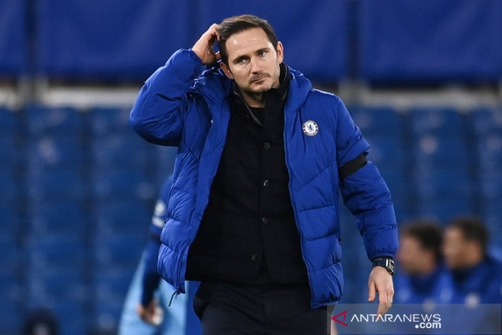 Chelsea pecat manajernya, Frank Lampard