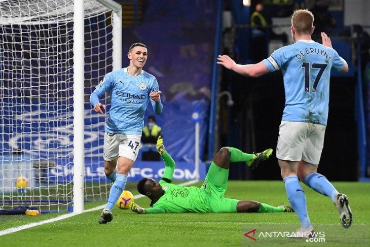 Klasemen Liga Inggris setelah City mencapai posisi tertinggi