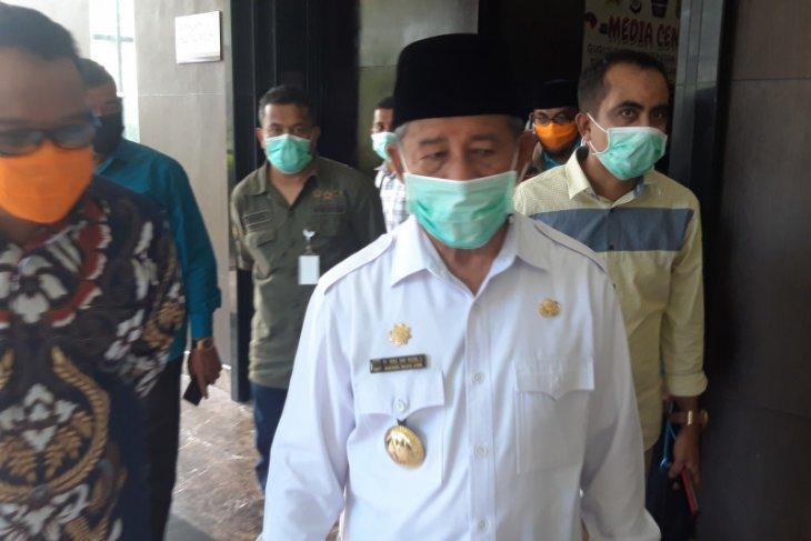 Gubernur Malut akan evaluasi kinerja pimpinan SKPD