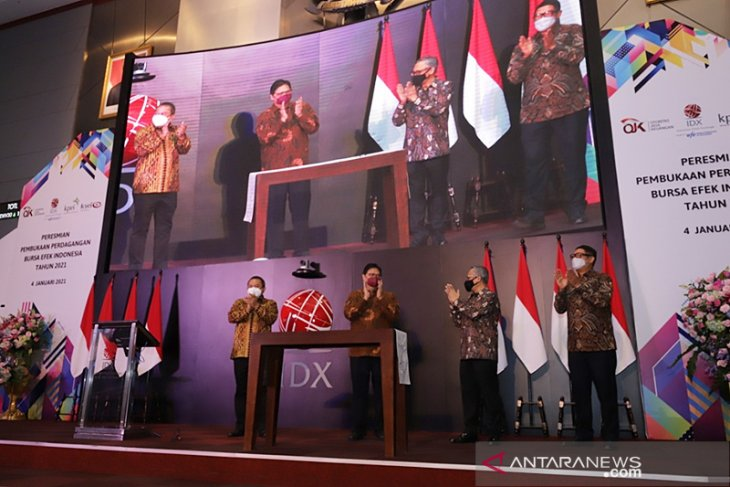 Hartarto highlights Indonesia's ability to get better economic growth
