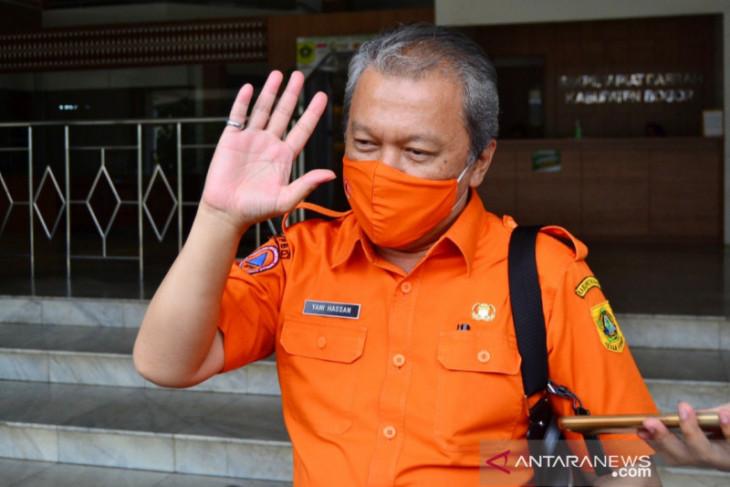 1.338 bencana terjadi di Bogor selama tahun 2020