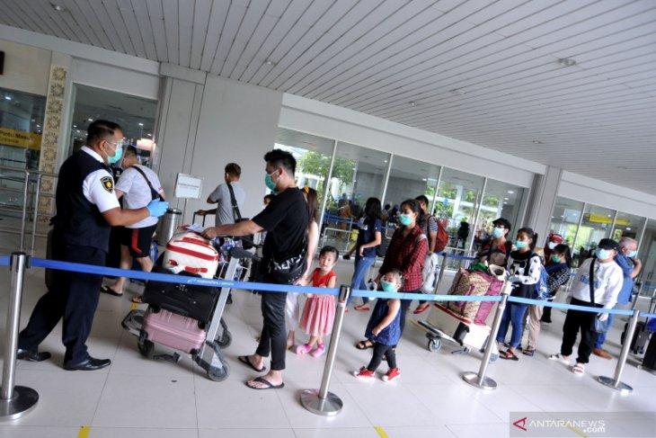 Puncak arus balik, 14.661 orang penumpang domestik tinggalkan Bali