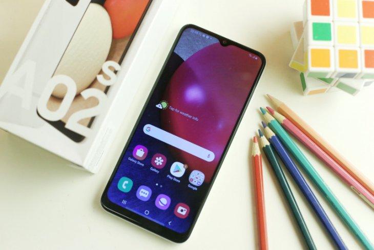 Samsung luncurkan Galaxy A02s di tahun baru