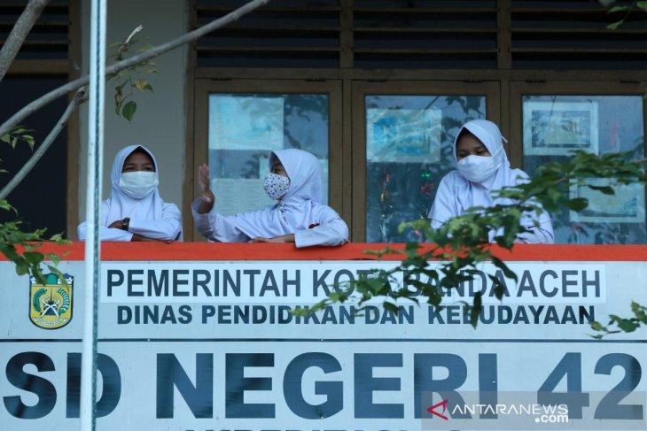 Sekolah Tatap Muka Di Banda Aceh