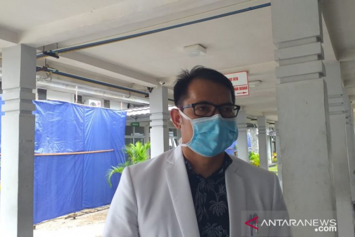 Satu pasien positif COVID-19 di Belitung meninggal dunia