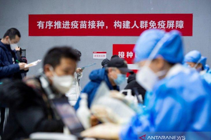 Kasus baru COVID-19 di China kian bertambah