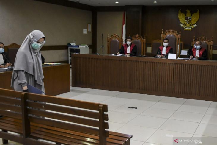 Jaksa Pinangki akui sengaja tak lengkapi LHKPN miliknya
