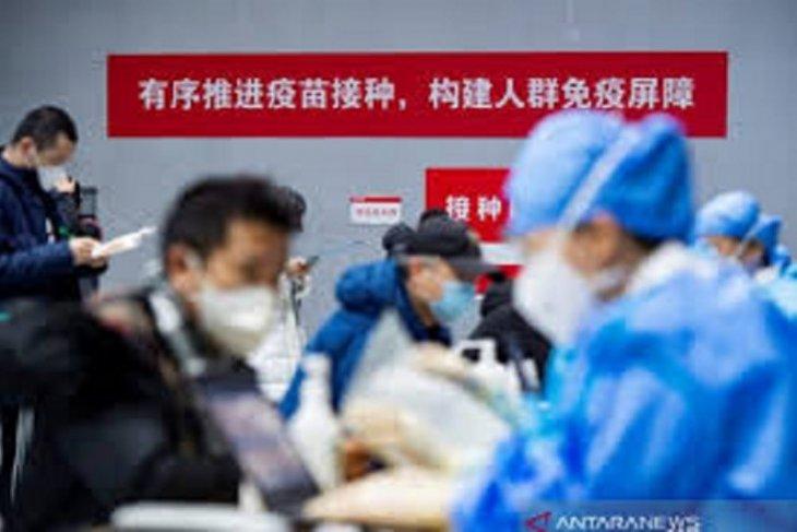32 kasus baru COVID-19 muncul di China