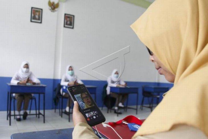 Masa pengenalan lingkungan sekolah secara daring