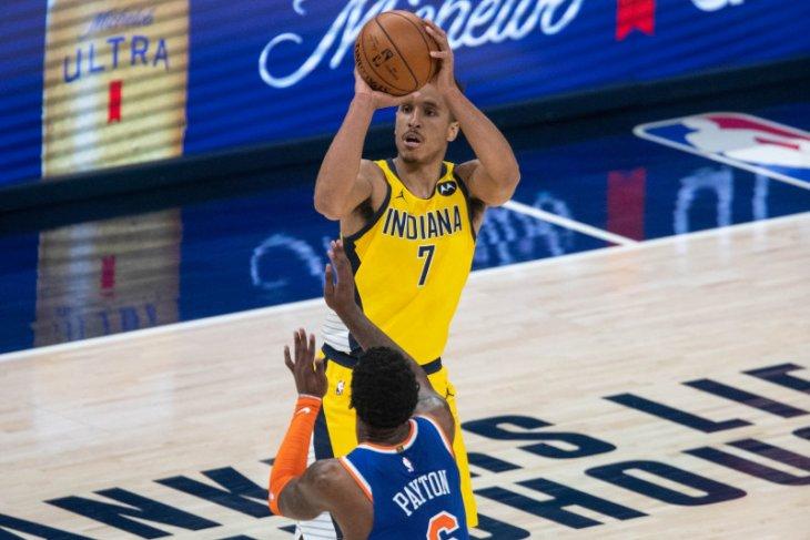 Indiana  Pacers tumbangkan Pelicans lewat perpanjangan waktu
