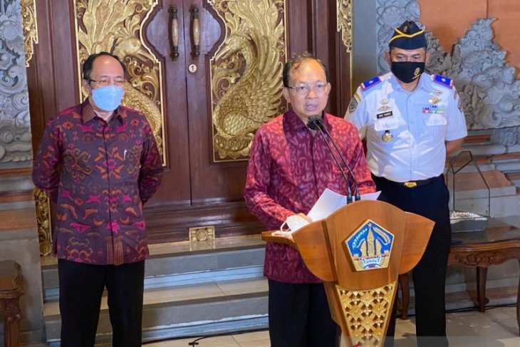 Gubernur: Bali tertinggi dalam penerapan protokol kesehatan