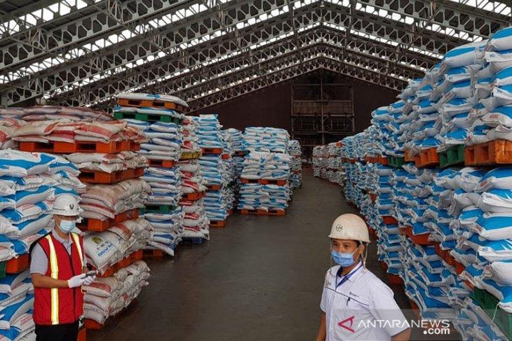 Musim tanam 2021,  Pupuk Indonesia siapkan stok subsidi 1,25 juta ton