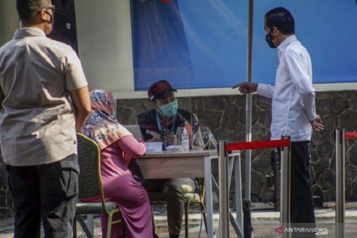 HUT PDIP, Presiden Jokowi promosikan ketersediaan 426 juta vaksin