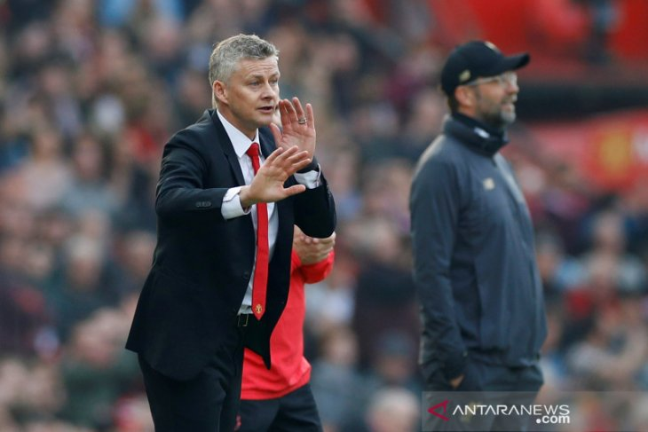 Solskjaer balas sindiran Klopp soal jumlah penalti Manchester United