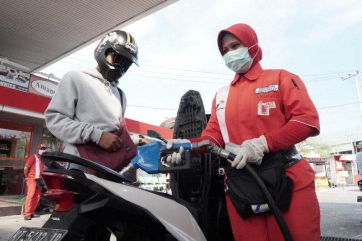 Pertamina: Permintaan pertamax di wilayah Kalimantan meningkat sepanjang Nataru