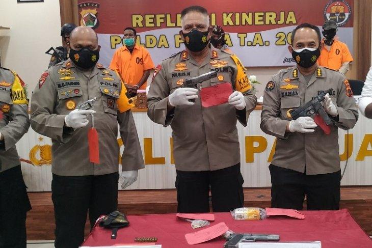 Kapolda Papua: Nabire jadi pintu masuk senpi dan amunisi untuk KKB
