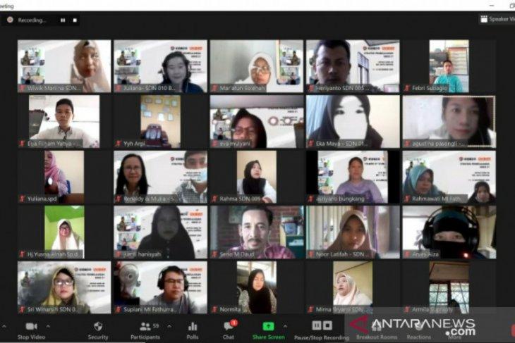 Kideco gelar pelatihan webinar strategi pembelajaran abad 21