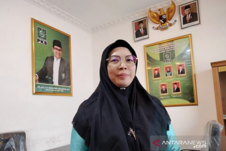 Hilyah Aulia dapat restu Gus Muhaimin maju Ketua DPW PKB Kalsel