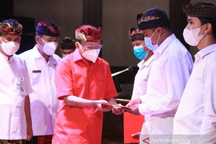 Gubernur Bali: CPNS jangan