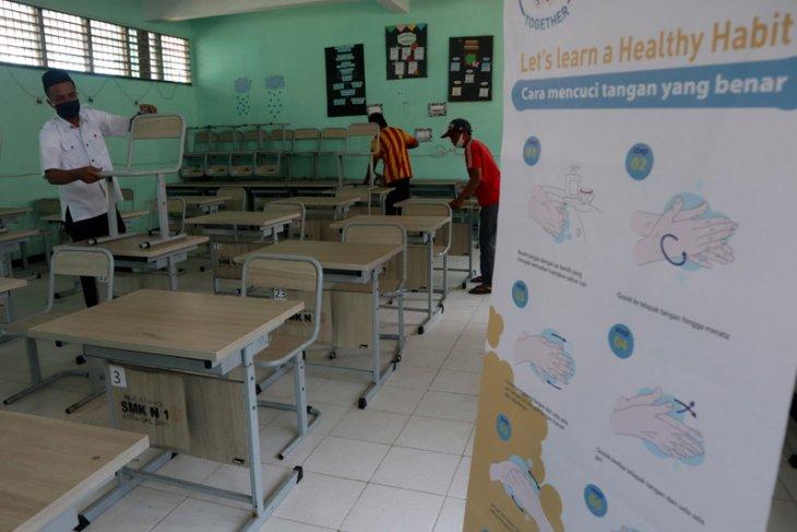 Sekolah Tatap Muka di Bengkulu ditunda