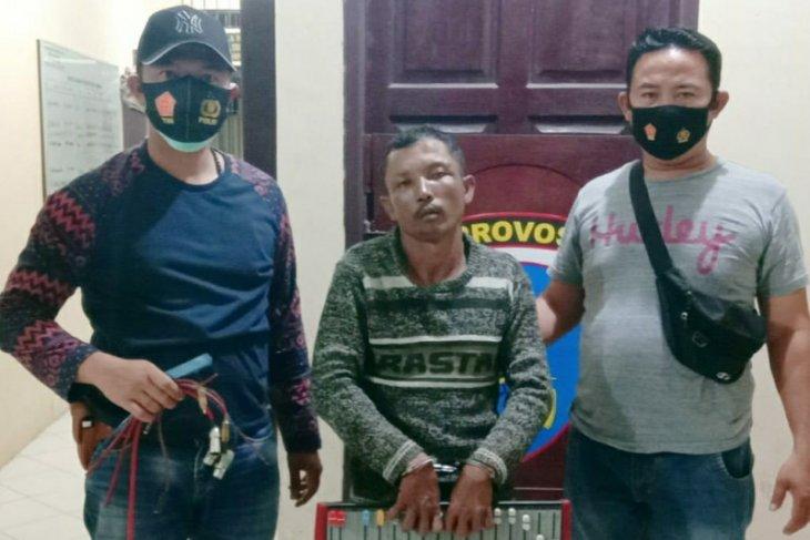 Polisi  tangkap nelayan pelaku pencurian di Tanjung Balai