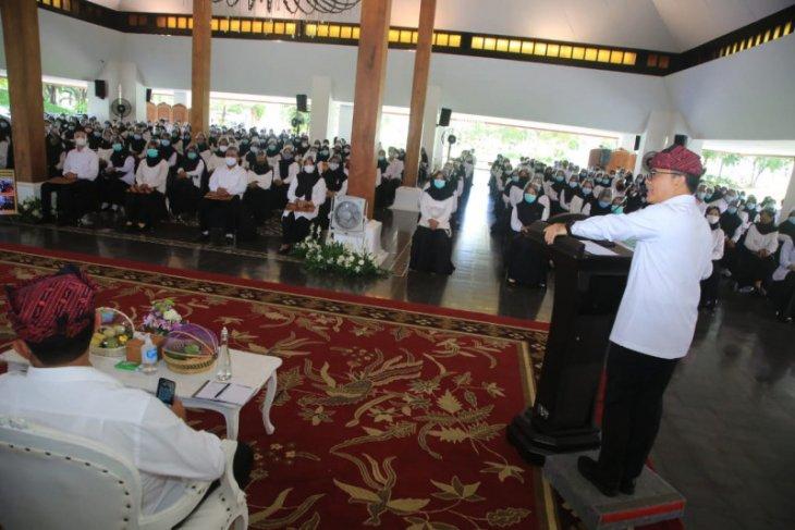 Bupati Banyuwangi ingatkan PNS baru harus jadi agen perubahan dan budayakan inovasi