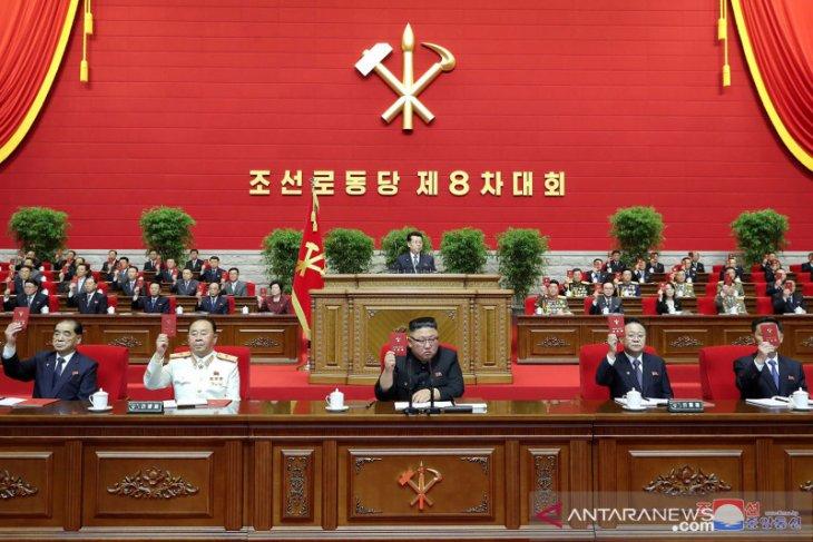 Kim Jong Un serukan implementasi rencana ekonomi lima tahun